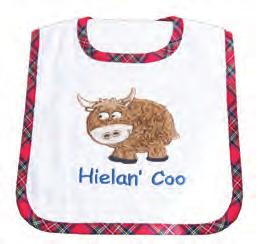 Highland Cow Fridge Magnet - 2.