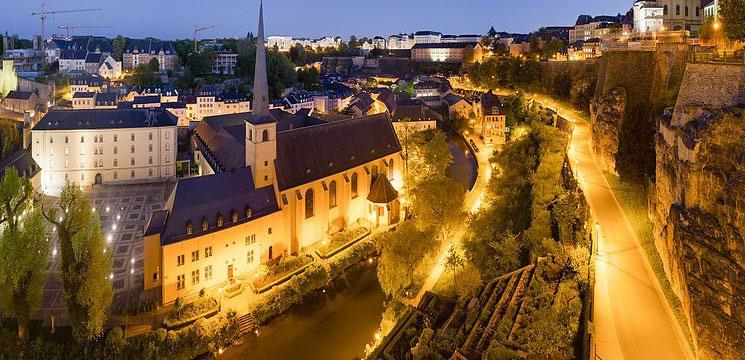 ABOUT LUXEMBOURG Situated in Western Europe, Luxembourg City is one of the three official capitals of the European Union.