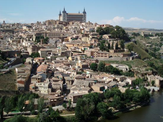 The Medieval walled City of Toledo cradle of Spanish Judaism Day 10, Monday: MADRID-USA