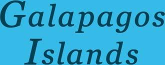 This current makes the Galápagos the world s only tropical region to support such species.