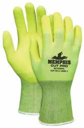 Category Hand Protection Memphis Black Kevlar Gloves Features 13-gauge black Kevlar/synthetic shell with black nitrile foam