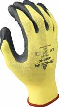 Cut-Resistant Category Hand Protection 11-518 HyFlex 11-518 First-To-Market Ultralight Cut-Resistant Gloves First-to-market 18-gauge style glove provides barehand-like dexterity for high tactility.