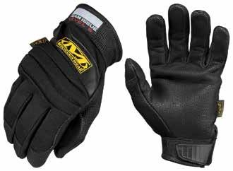 SubSection Category Hand Protection 636HRL Jomac Extra Heavyweight Terry Cloth Gloves Brown and white