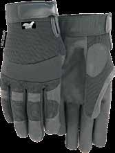 synthetic mechanics gloves L Black 12/Pk 2137BK/11 337915815 Armor Skin synthetic mechanics gloves XL Black 12/Pk 2137HO/9 337915895 2137HO/10 337915905