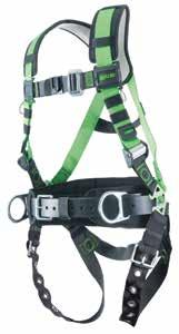 Shoulder Buckles Yes Yes Tongue Buckle Leg Straps Yes Yes Label Pack Yes Yes Web Finials Yes Yes Removable Belt No Yes Sub-Pelvic Strap Yes Yes PivotLink Hip Connection Yes Yes R10CN-TB/UGN 341556881