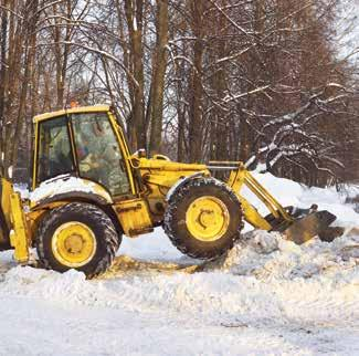 Cold Weather Gear Winter weather presents hazards including slippery roads/surfaces,