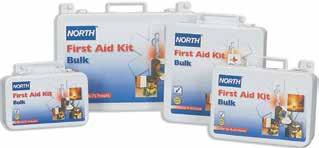 Category First Aid First Aid Kits Contains economical supplies that are readily accessible. Ideal for settings where a wide variety of first aid items are required.