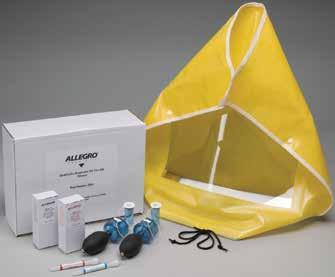 Respiratory Protection Category Fit Test Kits Choose from a variety of OSHA-compliant fit test products.