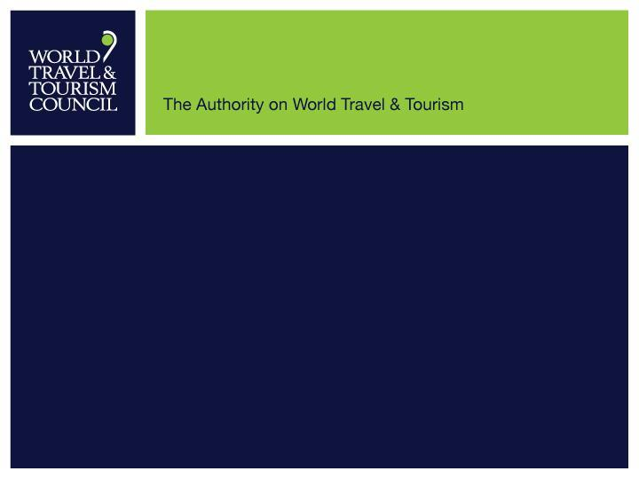 Travel & Tourism Sector Ranking South