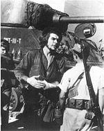 "destroy Castro's forces. Years later, Major Larry Bockman of the United States Marine Corps would analyze and describe Che's tactical appreciation of this battle as ""brilliant."