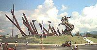 monument of the Cacahual, close to the limits of the former farm of San Pedro, and the site is one of pilgrimage for Cuban people.