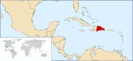 Dominican Republic http://en.wikipedia.
