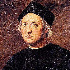 Christopher Columbus http://en.wikipedia.org/wiki/christopher_columbus Christopher Columbus Posthumous portrait of Christopher Columbus by Ridolfo Ghirlandaio.