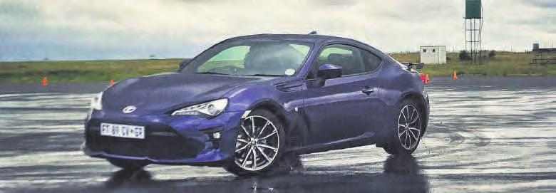 a local vehicle launch turns into an international trip Well, the Toyota 86 launch just so
