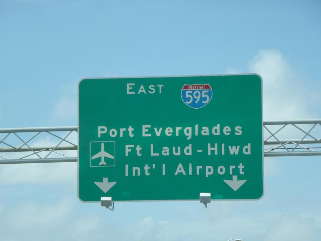 Arrival LAL Fort Lauderdale is served by two airports: Miami International Airport Fort Lauderdale and Hollywood International Airport What you should do when you land will