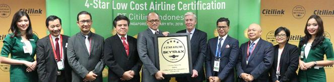 Airline by Skytrax The Best Airline in Indonesia Top 10