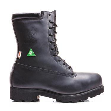 40238JV BLACK FORMERLY 40238X 7030TR BLACK FORMERLY 7030 Puncture-resistant steel plate JYG vulcanized rubber sole ROVAK padded ankle protector to improve climber s comfort ROVAK dual-rib steel shank