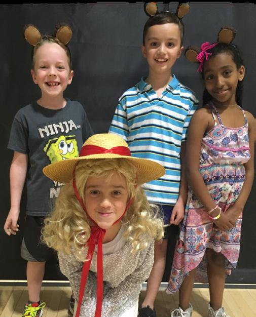 CAMP BURBANK AGES 5-10 Location: Burbank YMCA Sessions 2-10 At Camp Burbank, the adventure is yours to choose! All the things you love about camp with a new twist. track 1: CREATIVE ARTS Create.