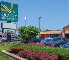Bradley Manteno Momence Magnuson Hotel Comfortable beds in 58 guest rooms, free Wi-Fi and a