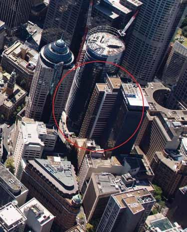 71% Private Property Syndicate Investa Property Group MGPA Investa Commercial Property Fund/ Investa Office Fund A 34-storey office tower comprising 31 levels of office space, ground retail space
