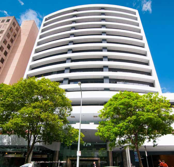 RACQ, 60 EDWARD STREET, BRISBANE SOLD FOR A 10% PREMIUM ABOVE BOOK VALUE 2 RIVERSIDE QUAY, SOUTHBANK, MELBOURNE 50% FUND-THROUGH 60 Edward Street is one of the best B-grade office buildings in the