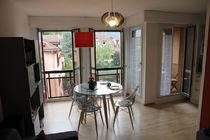 family house, quiet. Two-room apartment of 53m2 with room for 2-4 people. Large balcony with garden furniture.