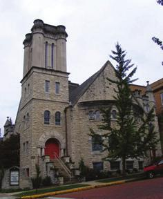 In 1839, the congregation was organized as the German Evangelical Church. The building across from Mound Cemetery was built in 1849. In 1872, the church s name was changed from German to St. Paul s.