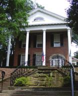 Marietta College recently acquired the property and began the restoration process. The house is currently used for the college s auxiliary offices.