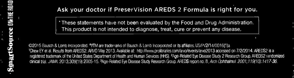 of progression in people with moderate to advanced age-related macular degeneration.