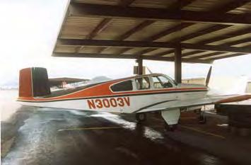 ... N3002V Robert J Duffield, San Diego, California (US74B,a) Damaged on 4 October 1979 at Corona Municipal Airport, Corona, California when the brakes failed during the landing roll and it ran into