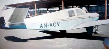 Certified with Special Flight Permit for Ferry Flights status Regd.25.1.12 N87813 Randy Bailey, Riudoso, New Mexico Current 15.3.15 D-122-R14 AN-ACV D-123 Built 1947 Type 35 US Export Certificate issued 1.