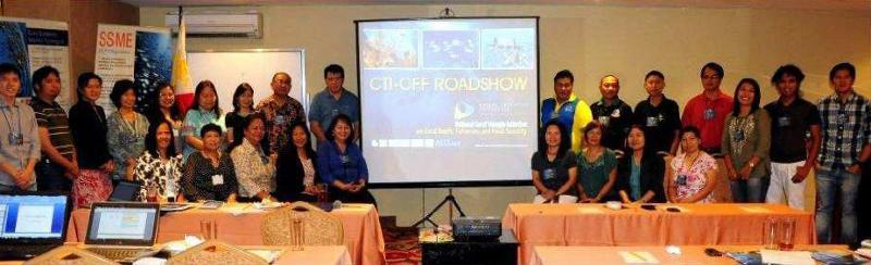 Local government leaders from Luzon attend the first CTI Roadshow in the Philippines About the US (CTI) Support Program The US CTI Support Program is part of the Unites