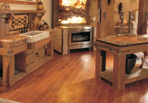 Products: Who Makes What? UNFINISHED WOOD FLOORING Speed Hardwood Flooring LLC Sellersburg, IN (812) 248-9801 Stanley Knight Ltd.