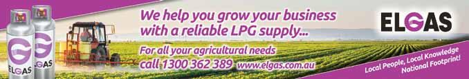 34 What is LPG? LPG in Crop, Livestock & Poultry Applications LPG gas has numerous applications in agriculture including heating for poultry, livestock, greenhouses and more.