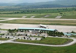 Aerial view of the General Santos City International