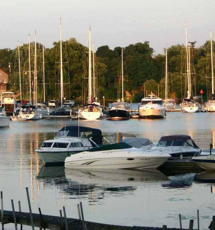 Sackets Harbor A charming community nestled on the shores of Lake