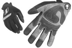 02032 - Large / 02033 - X-Large Short Cuff Deerskin TIG Gloves This gloves is made from