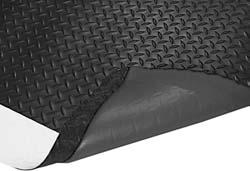 Sizes: 2' x 3', 3' x 4', 3' x 5', 3' x 10', 2' x 60', 3' x 60', 4' x 60', 6' x 60' Safewalk-Light TM Flexible, full size anti-fatigue mat features molded beveled edging for added safety.