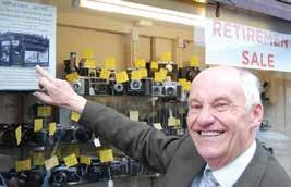 downsmail.co.uk Ivan s retirement is end of era in Maidstone retail A CAREER dedicated to the world of photography is coming to an end as Ivan White retires after more than 50 years in Maidstone.