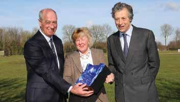 downsmail.co.uk Stewards rewarded for service to county show FACES familiar to those attending Kent s county show, near Maidstone, have been honoured for their work.