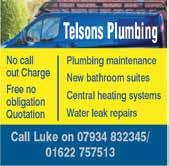 Power Flushing Toilets,Taps, Cylinders Landlord Certificates All Work