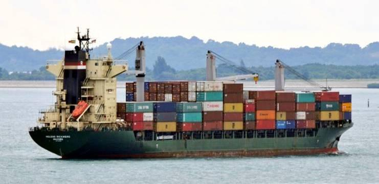 The container ship was refloated and towed to Lae, on the north coast, on January 11 to be eventually repaired.