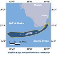 Florida Keys NMS Sanctuary Advisory Council Zones to satisfy every user group while protecting resource Wildlife management areas, sanctuary preservation areas, and special use areas 24 fully