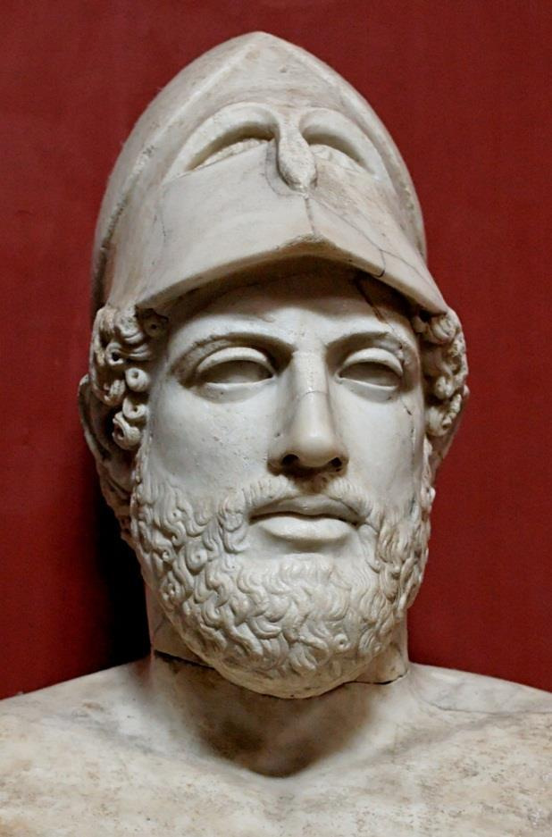 Source: Pericles, eminent Athenian politician, at the end of the first year of the Peloponnesian War (431-404 BCE), as a part of the annual public