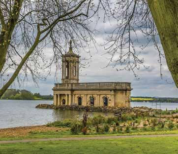 Christmas in Melton Mowbray 5 DAYS included Welcome glass of sherry Excursion to Stamford and Rutland Water 549 A wonderful new Christmas tour based in Leicestershire and the lovely and historic