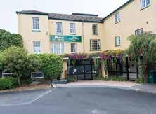 469 469 499 Celebrate the New Year at the lovely Ivy Bush Royal Hotel with fantastic entertainment and visits to the Gower Peninsula and Tenby.