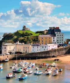 Turkey n Tinsel in Carmarthen 5 DAYS included Turkey n Tinsel in Delightful Dorset 5 DAYS included 4 nights with dinner, bed & breakfast Go Crackers in Criccieth 4 DAYS included 3 nights with dinner,