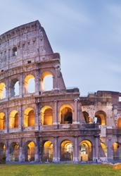 ROME, FLORENCE & VENICE (OR REVERSE) Departing Apr - Dec 2014 ROME Guided sightseeing & orientation to VATICAN MUSEUMS, SISTINE CHAPEL, ST. PETER S SQUARE and BASILICA.