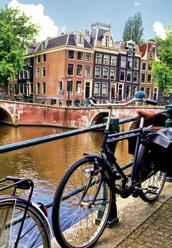 10 days $2,308 based on 1 Dec 2014 LONDON, PARIS & AMSTERDAM (OR REVERSE) Departing Apr - Oct 2014 10 days $2,851 based on 22 Aug 2014 AMSTERDAM Guided sightseeing & orientation including a CRUISE