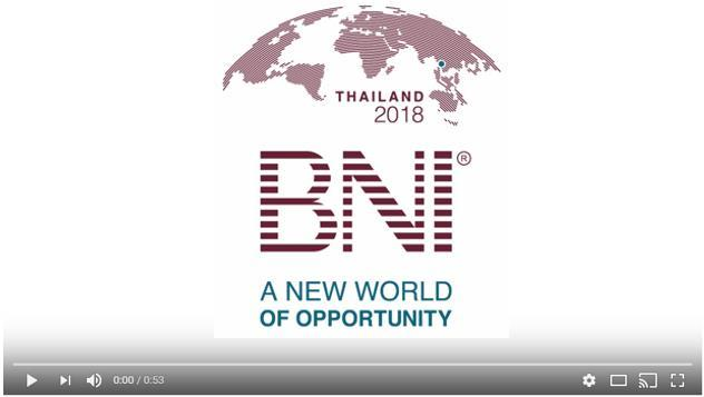 BNI s Global Convention is